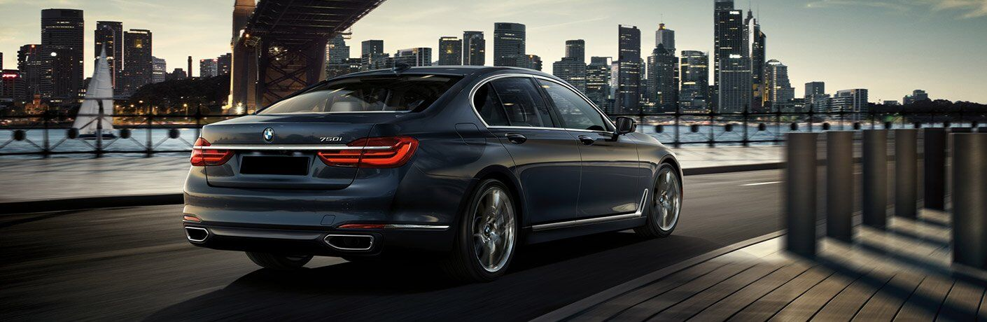 Used BMW 7 Series near Dallas TX