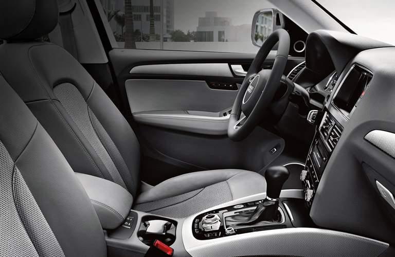2016 Audi Q5 Luxury Front Seat Interior