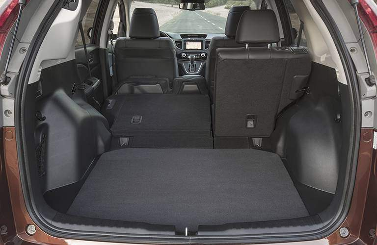 Honda CR-V cargo storage