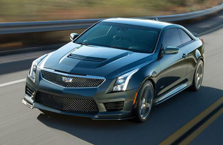 Used Cadillac ATS near Dallas TX