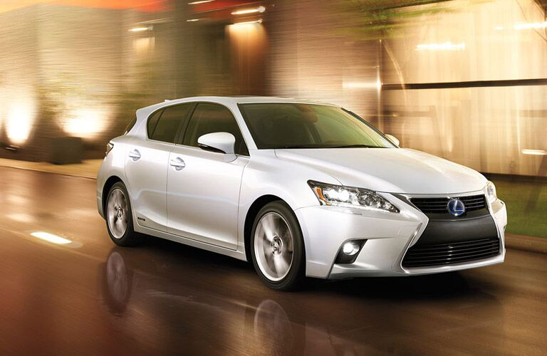 Pre-owned Lexus CT Hatchback near Dallas TX