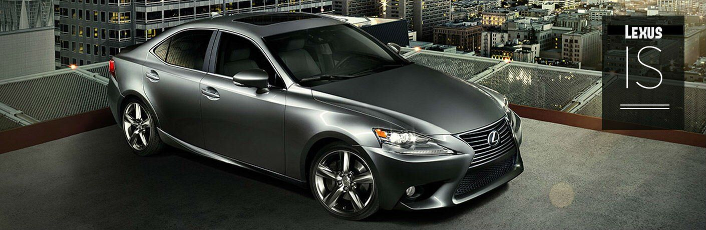 Used Lexus IS near Dallas TX
