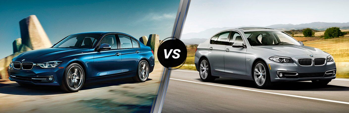 Bmw 3 Series Vs 5 Series