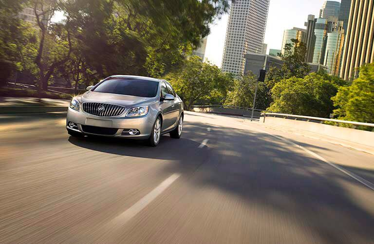 Used Buick Verano near Dallas TX