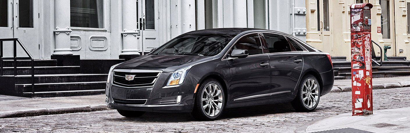Used Cadillac XTS near Dallas TX