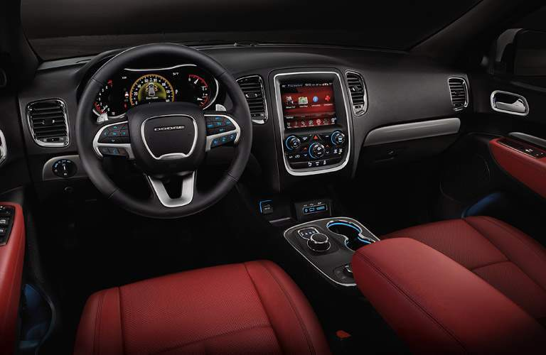 Dodge Durango dashboard