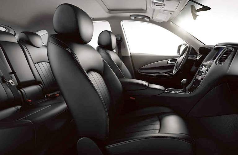 Infiniti QX50 seating side view