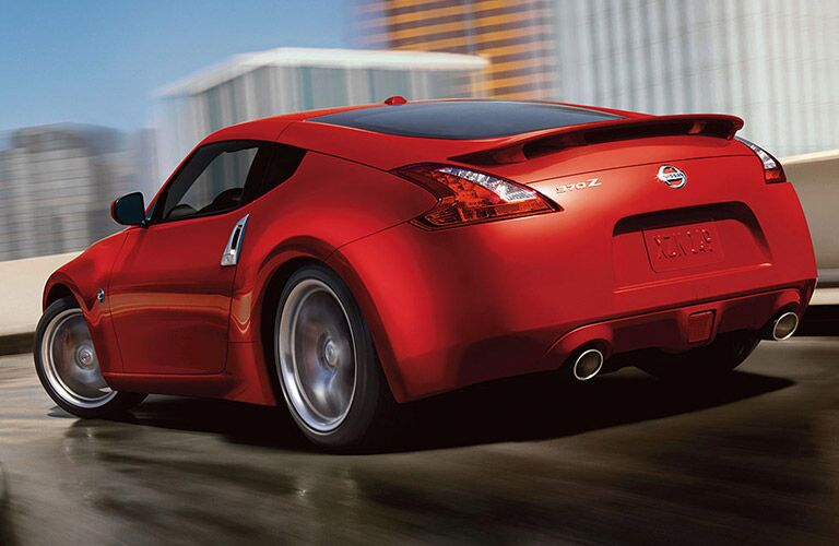 Nissan-370z coupe near Dallas TX