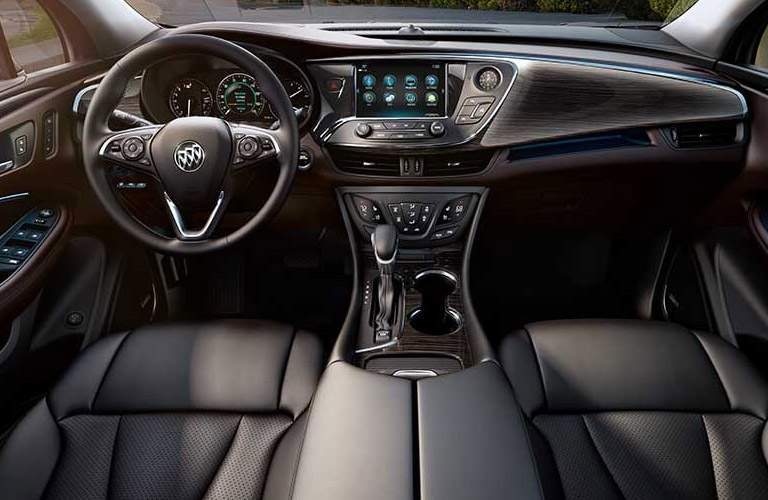 Buick Envision dashboard