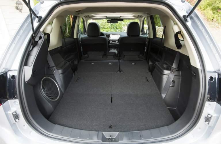 2017 Mitsubishi Outlander cargo space