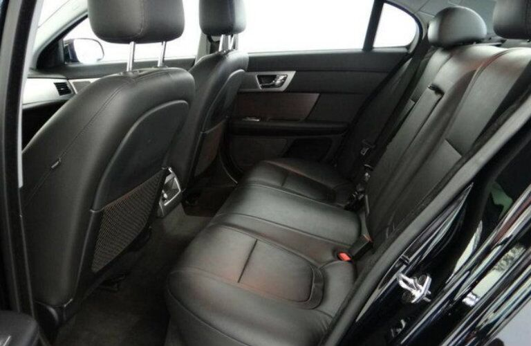 Used Jaguar XF seating