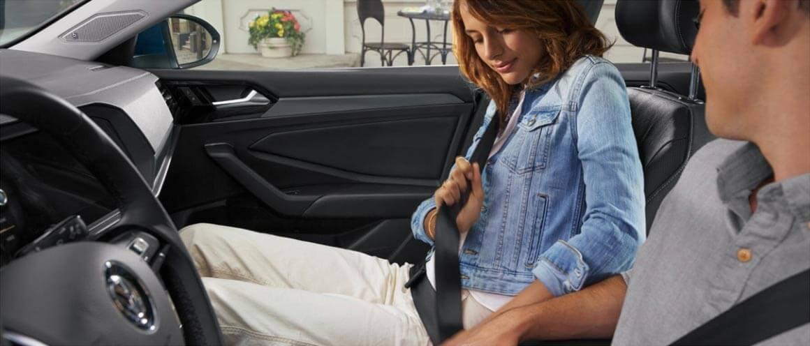 The 2019 Volkswagen Jetta's Safety Features