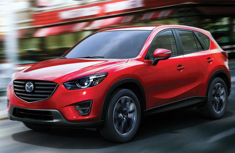 kodo exterior design features on the 2016 mazda cx-5