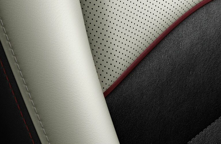 two tone seating in the 2016 mazda cx-3