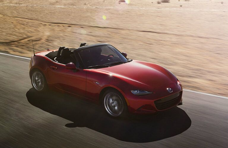 new and updated design for the 2016 mazda mx-5 miata