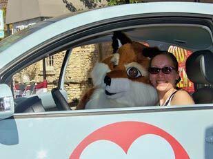 Ferdinand's Adventures at Fox Valley Volkswagen Schaumburg in Schaumburg IL