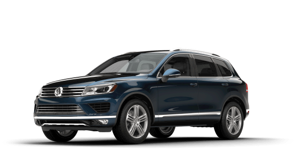 VW Touareg Reviews, Info & Details!