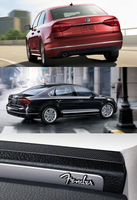 VW Passat Trims for Schaumburg, IL Drivers