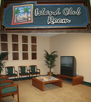 Island Club Room at Merritt Island Jaguar
