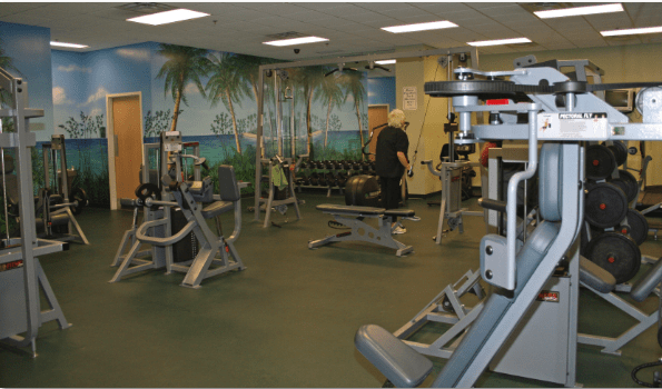 Complimentary Gym Access at Island Lincoln