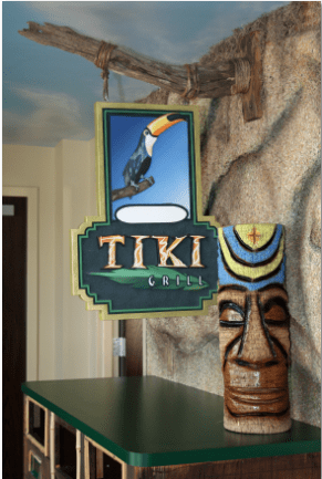 Tiki Grill at Island Lincoln