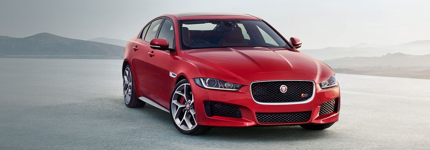 Order your new Jaguar XE at Jaguar Cary