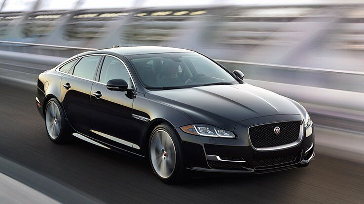 2017 Jaguar XJ in San Antonio, TX
