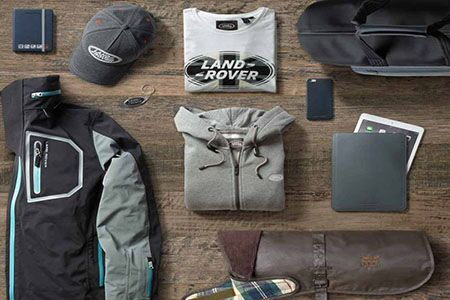 Land Rover Branded Goods