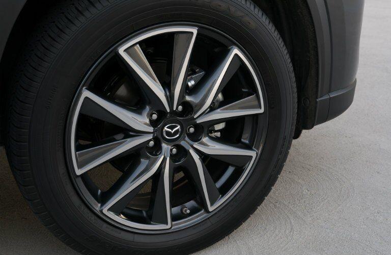 2017 cx-5 19-inch wheels