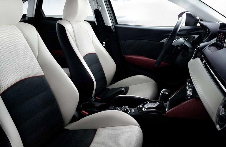 2017 Mazda CX-3 interior styling