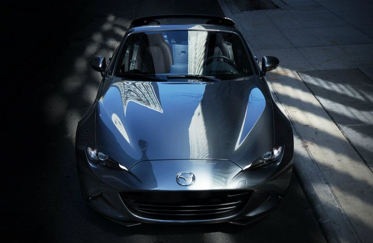 2017 MX-5 Miata RF performance specs