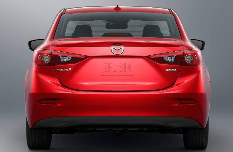 2018 Mazda3 San Juan Capistrano CA Design Features