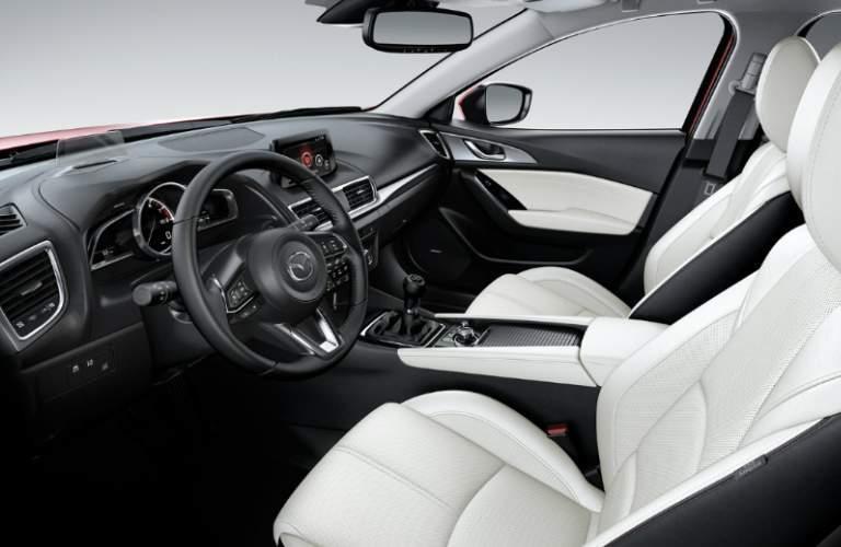 2018 Mazda3 San Juan Capistrano CA Interior