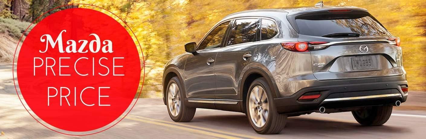 Precise Price for Mazda Models San Juan Capistrano CA