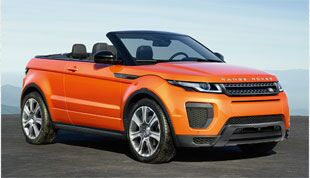 New Range Rover Evoque SE