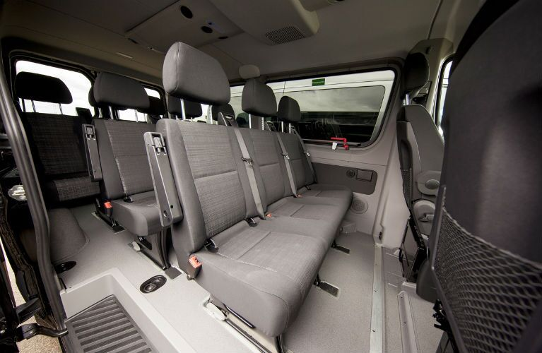 2016 Mercedes Benz Sprinter Vs 2016 Volkswagen Crafter