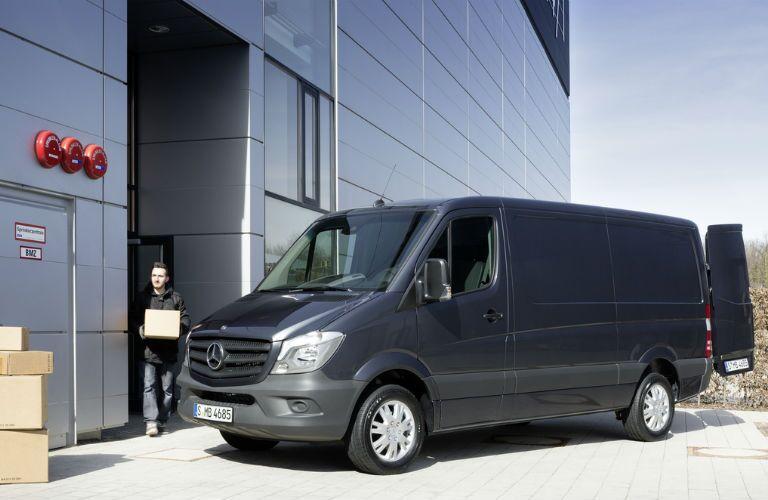 Used Mercedes-Benz Cargo Van Phoenix AZ