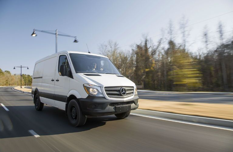 2016 Mercedes-Benz Sprinter WORKER Rims