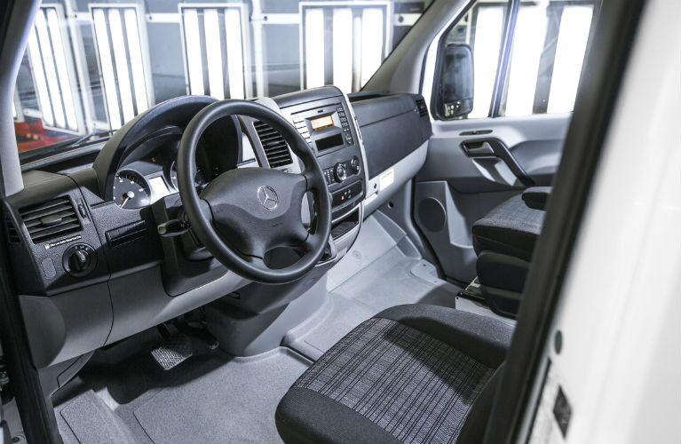 2016 Mercedes-Benz Sprinter WORKER Cloth Seats