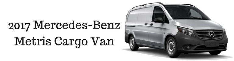 Mercedes-Bebz Metris Cargo Van model information