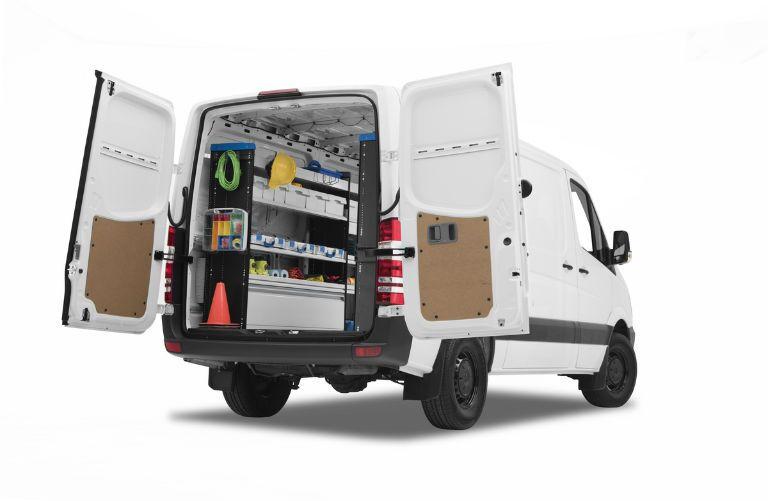 Mercedes-Benz Metris Cargo Capacity