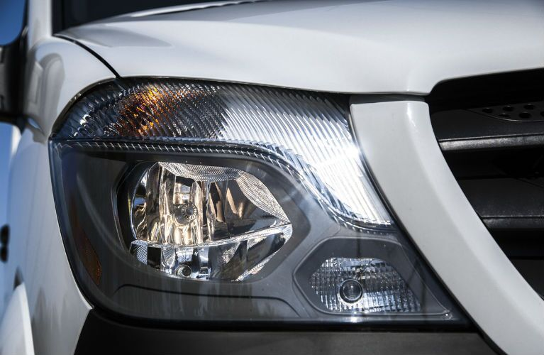 LED Mercedes-Benz Premium Headlights