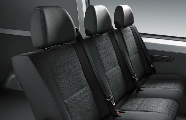 2017 Mercedes-Benz Crew Van Removable Bench Seat