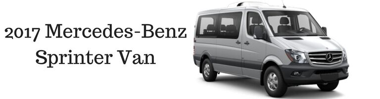 2017 Mercedes-Benz Sprinter Van Phoenix AZ model information