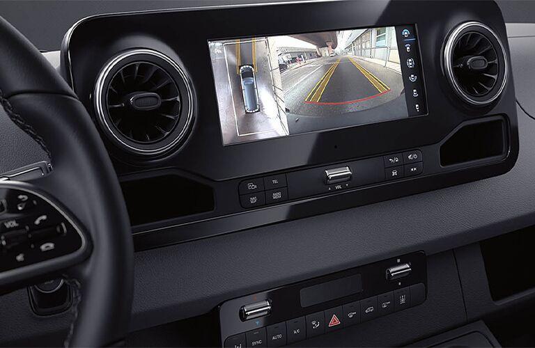 2020 Mercedes-Benz Sprinter 4500 Crew Van camera view