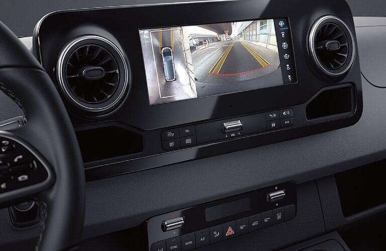 2021 Mercedes-Benz Sprinter 2500 Cargo Van Interior Cabin Dashboard