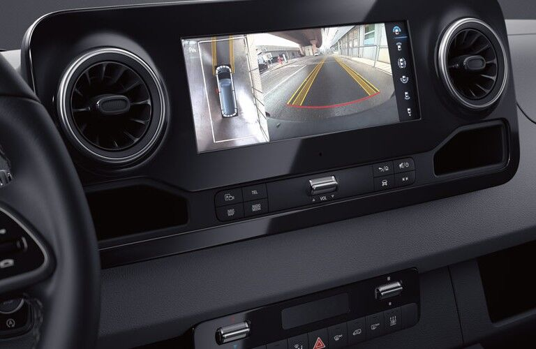 2020 Mercedes-Benz Sprinter Crew Van rear view camera
