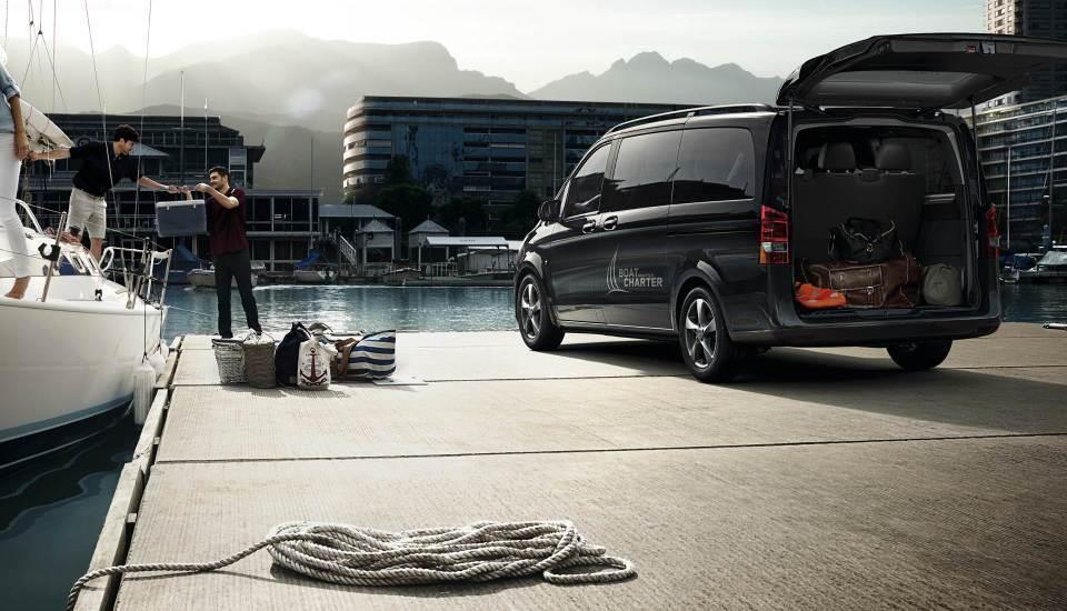 2016 Mercedes-Benz Metris Cargo Capacity