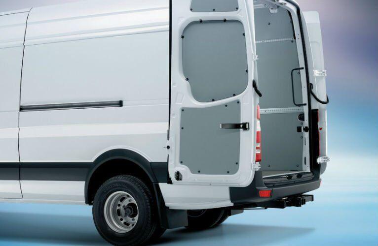 Mercedes-Benz Sprinter Cargo Van doors