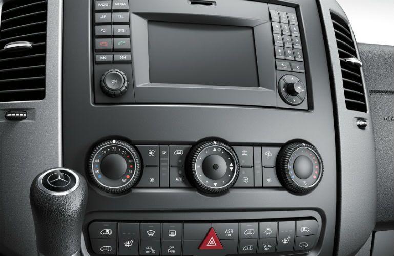 2016 Mercedes-Benz Sprinter Passenger Van Stereo
